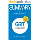Summary of Grit by Angela Duckworth The Power of Passion and Perseverance