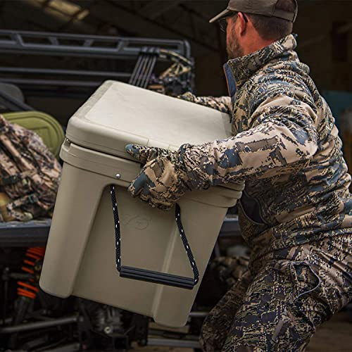 A perfect cooler for outdoorsmen