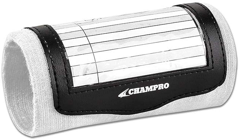 Single CHAMPRO Adult Camo Quarterback Playbook