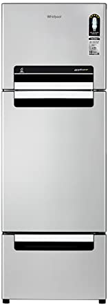 Whirlpool 240 L Frost Free Multi-Door Refrigerator(FP 263D Protton Roy, Alpha Steel)