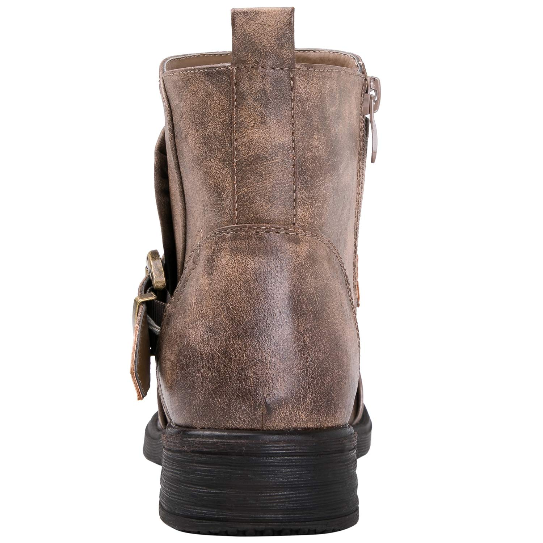 GLOBALWIN Womens 18YY31 Fashion Boots