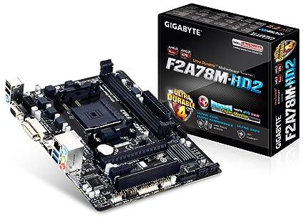 Amazon in: Buy Gigabyte FM2+ AMD A78 HDMI Dual-Link DVI D