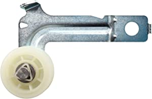 HQRP Dryer Idler Pulley Wheel & Bracket Assembly Replacement compatible with Whirlpool W10547292 PS11756154 AP6022817 8547160 WPW10547292 WPW10547292VP parts