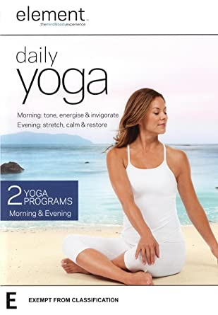 Amazon.com: Element Daily Yoga DVD: Mia Togo: Movies & TV