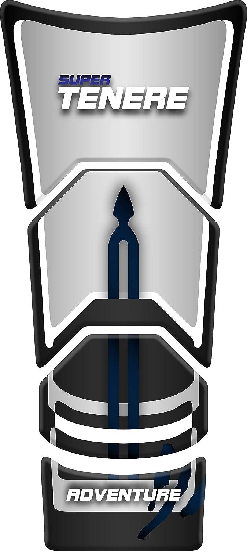 Protège Réservoir Moto Tank Pad Sticker Autocollant YAMAHA XT 1200 Super Tenere (v11)