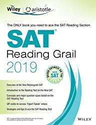Wiley's SAT Reading Grail 2019