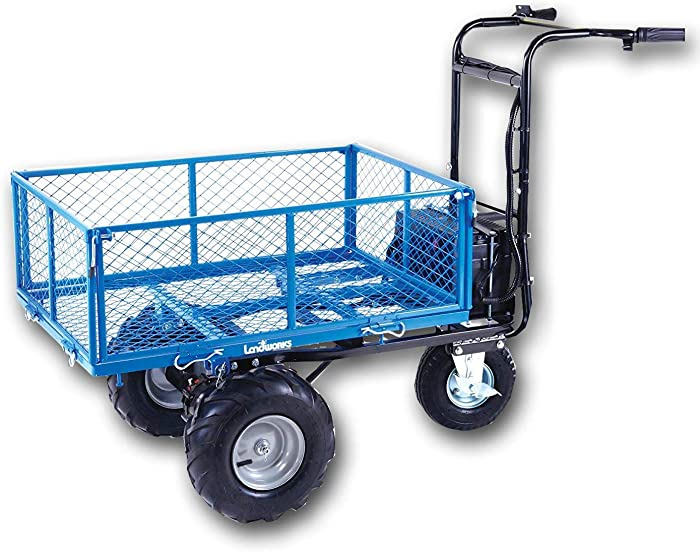 Top 10 Powered Garden Cart Electric
