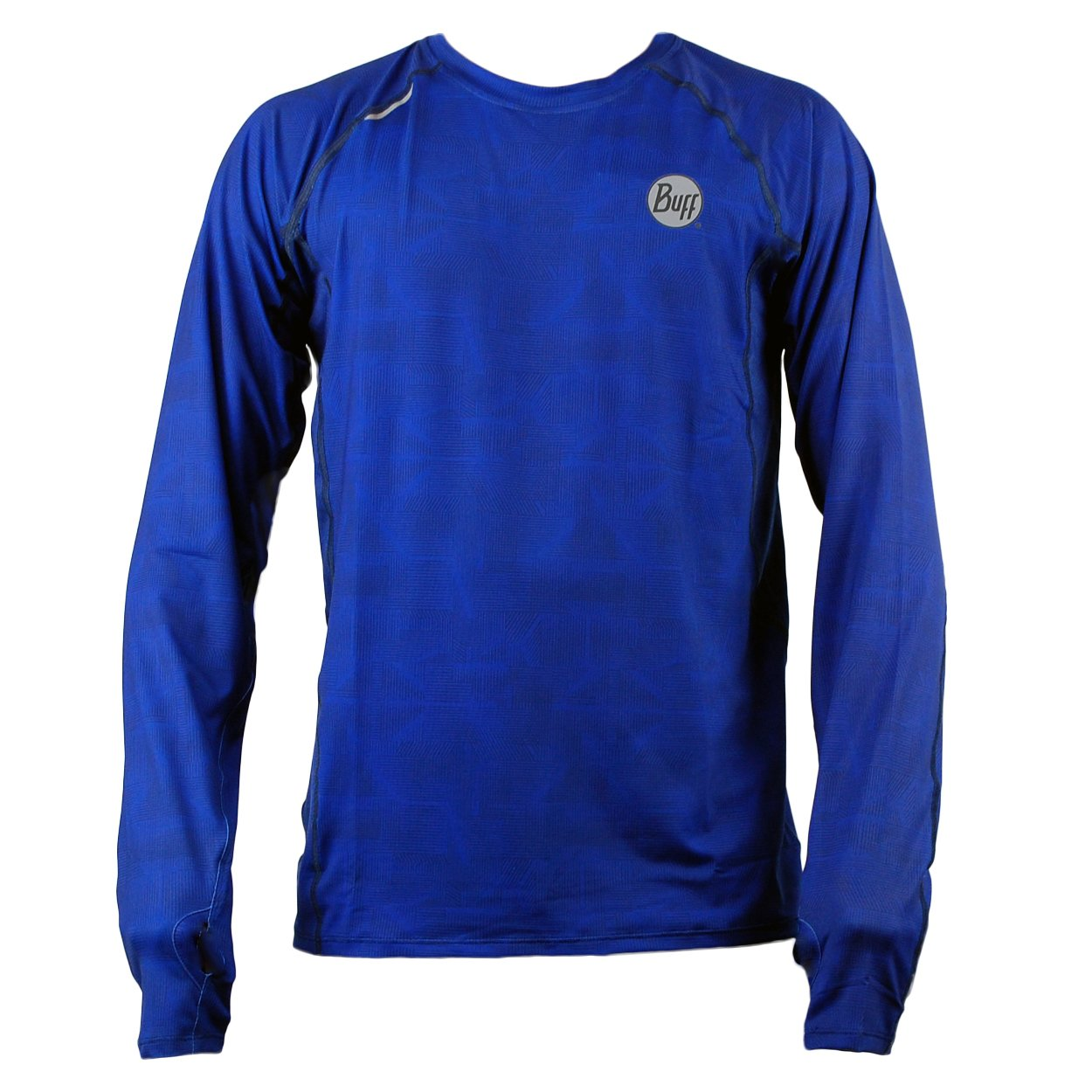 Buff Herren T-Shirt Bell - Farbe Blau