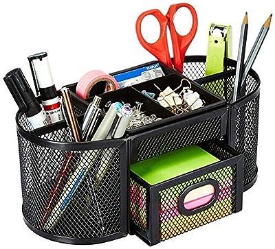 AmazonBasics DSN-02950 Mesh Desk Organizer