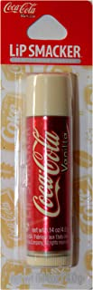 product image for Lip Smackers (1) Lip Balm Stick Best Flavor Forever - Coca-Cola Vanilla Soda Flavor - Off-White Tube with Red Foil Label - Carded - Net Wt. 0.14 oz