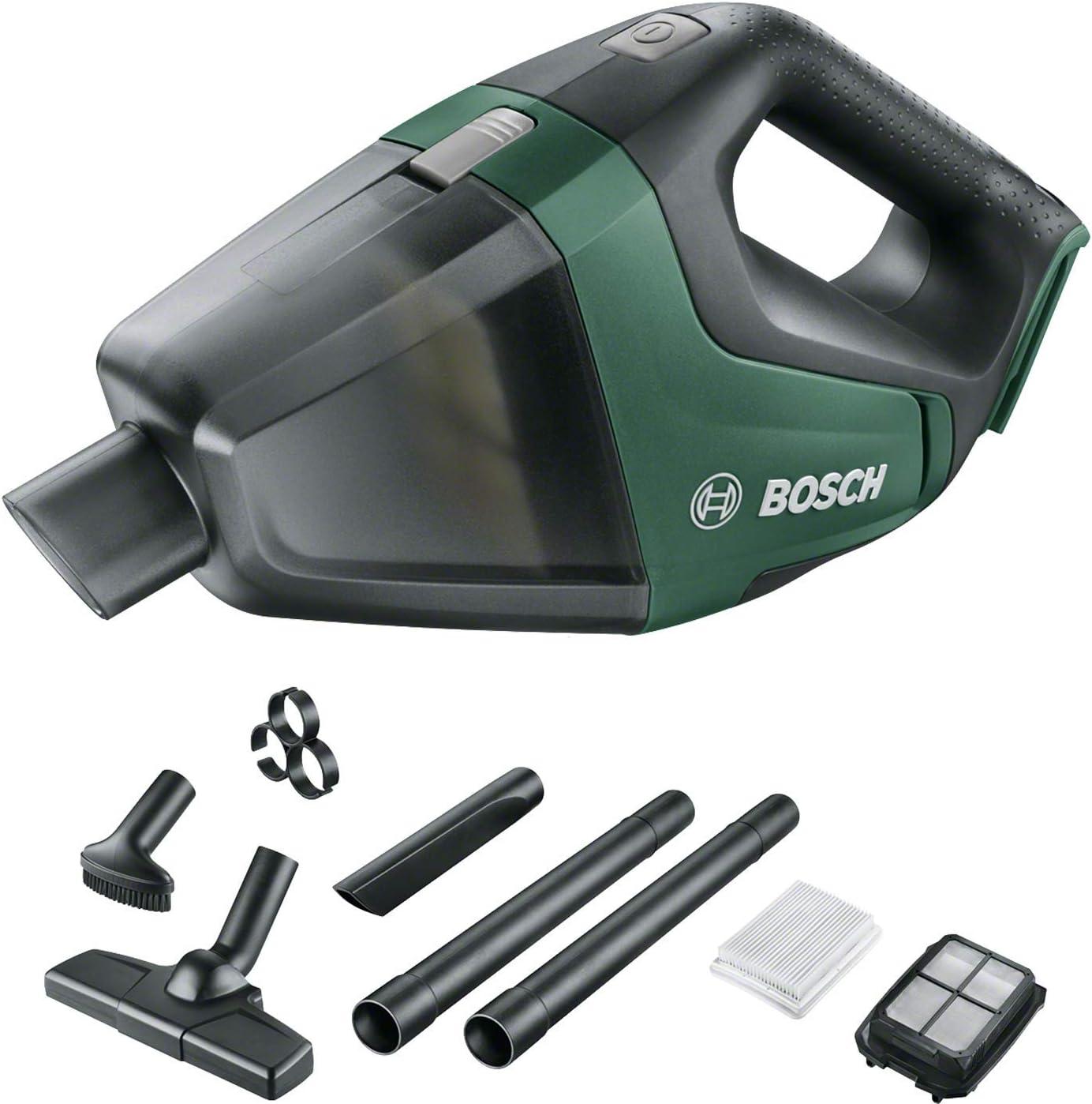 Bosch Home and Garden UniversalVac 18 - Aspirador a batería Universal, sistema de 18 V: Amazon.es: Hogar