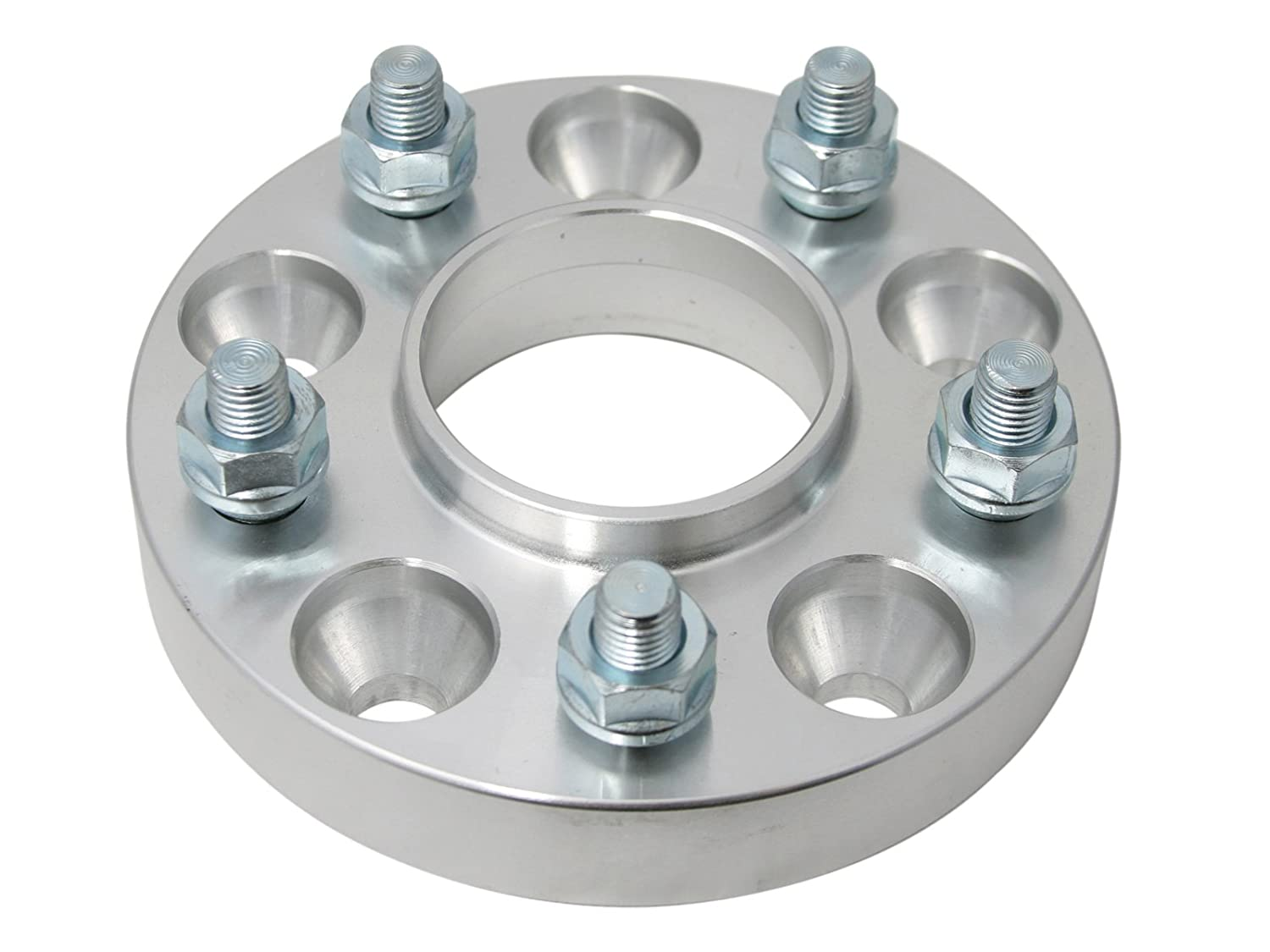 Amazon Com 2 25mm 1 5x114 3 Hubcentric Wheel Spacers For