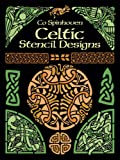 Celtic Stencil Designs: Pictorial Archive (Dover Pictorial Archive)