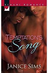 Temptation's Song (Kimani Romance) Mass Market Paperback