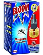 [Pack de 2] Recambio  Bloom Electrico Líquido contra mosquitos común y tigre