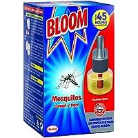 Bloom Recambio Repelente Eléctrico Líquido Contra Mosquitos Común