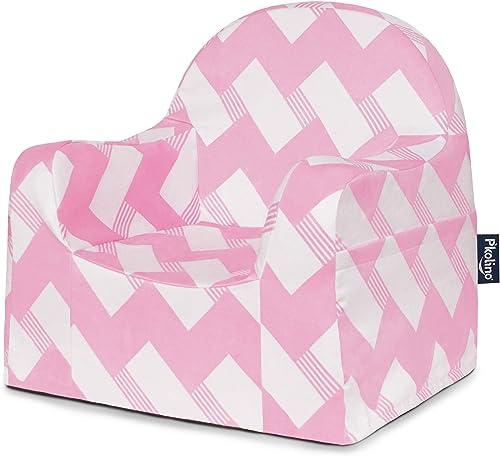 P Kolino Children s Chair, Zigzag Pink