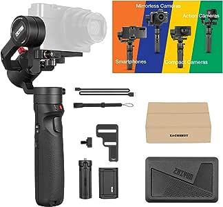 Zhiyun Crane-M2 Crane M2 3-Axis Handheld Gimbal Stabilizer for Mirrorless Cameras Smartphone Action Cameras