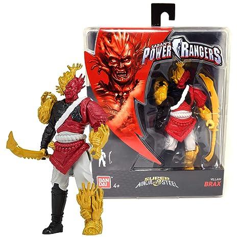 Amazon.com: Year 2018 Power Super Ninja Steel Rangers Series ...