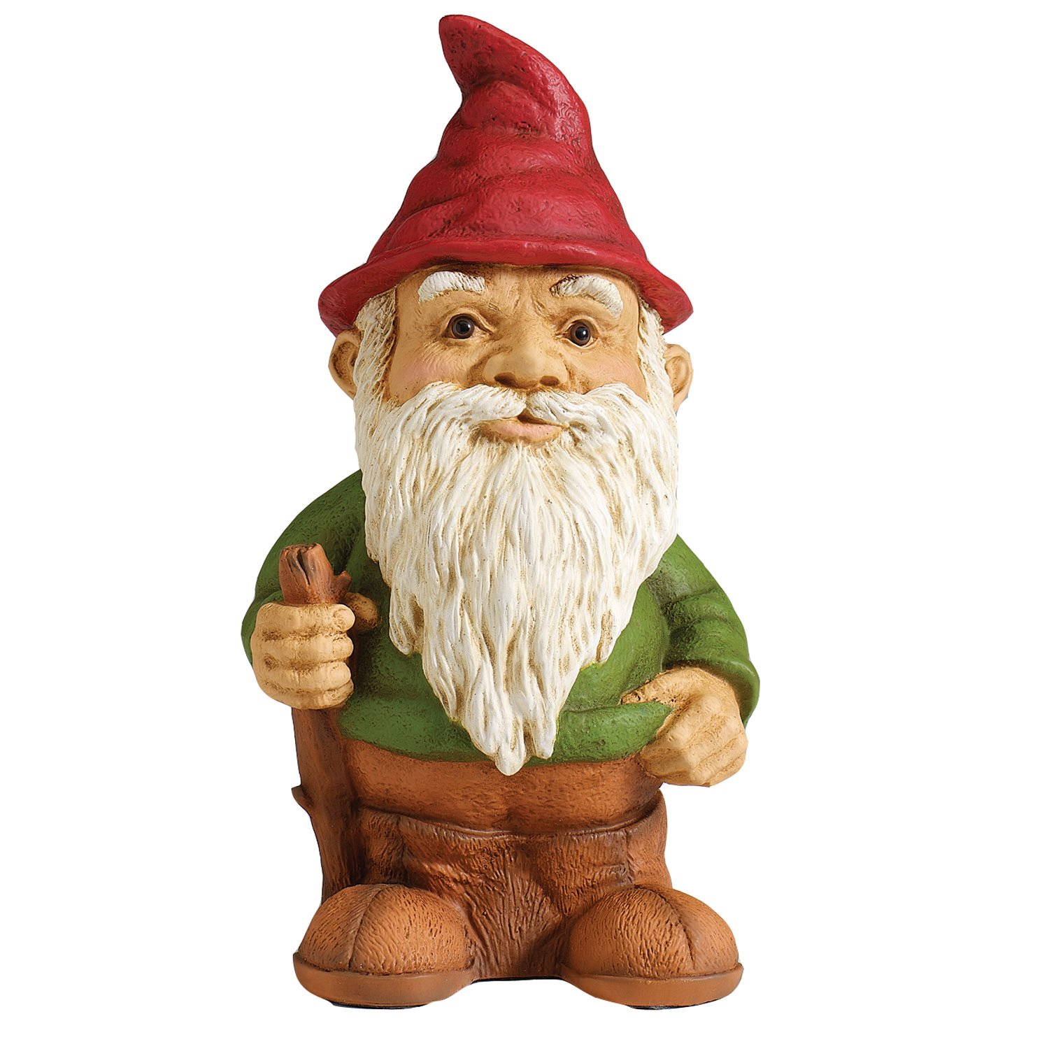 Sculptural Gardens Standing Garden Gnome Statuary by Sculptural Gardens by Heritage Farms