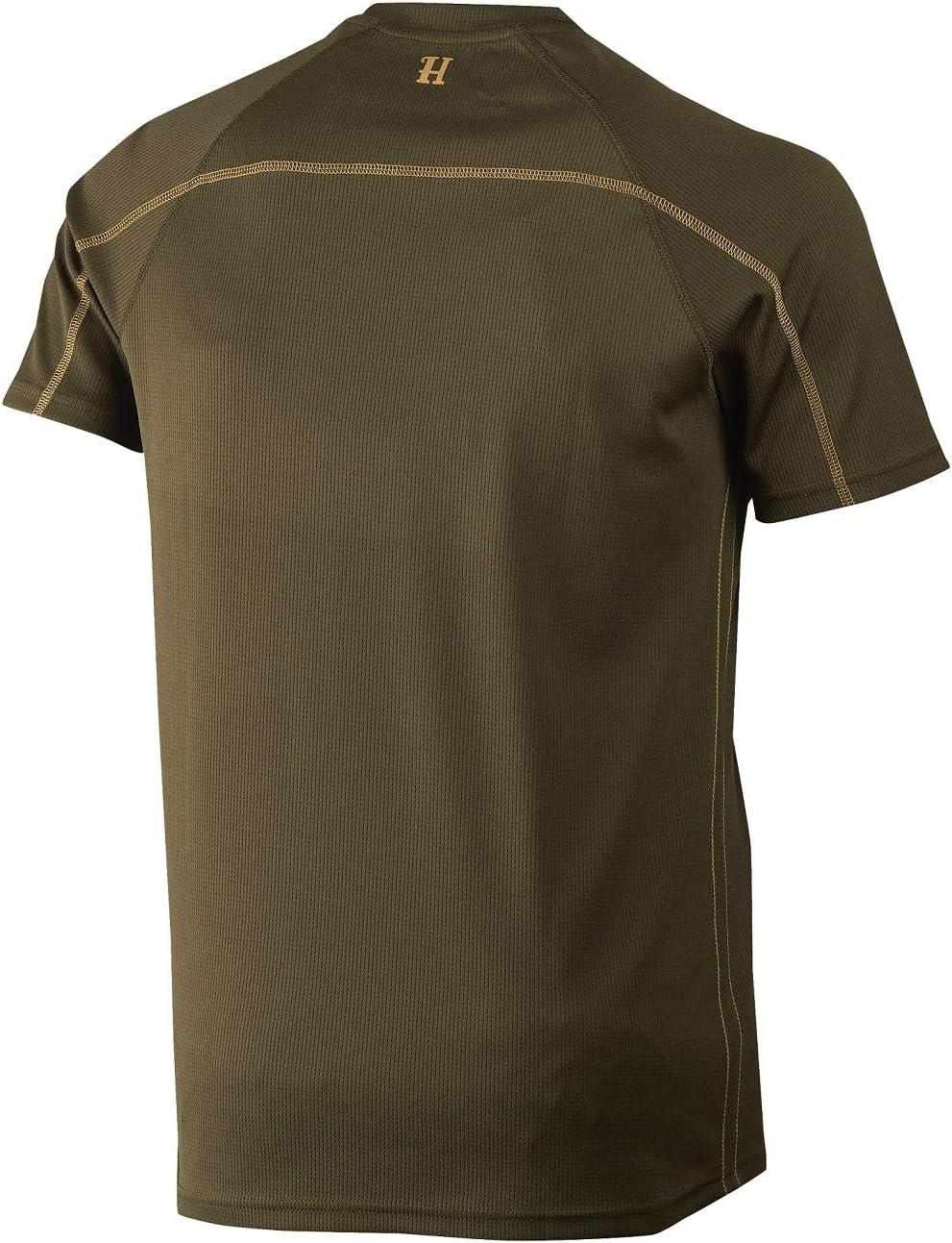 H/ärkila Herlet Tech S//S t-shirt Willow green XL