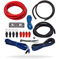 Amazon Best Sellers Best Car Amplifier Wiring Kits