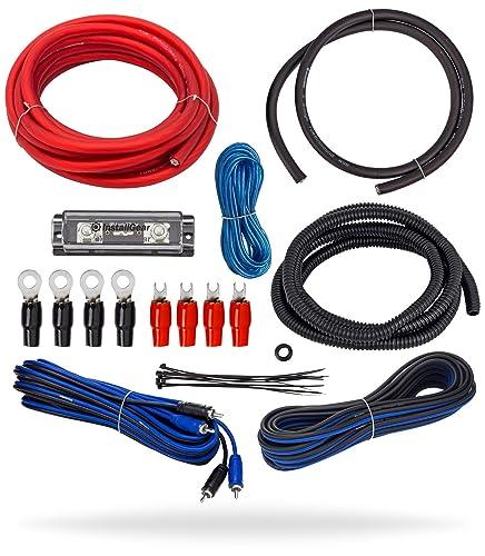 InstallGear Amplifier Installation Wire