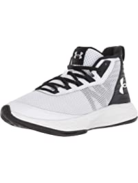 low cost 152fb abc3b Under Armour Kids  Grade School Jet 2018 Basketball Shoe