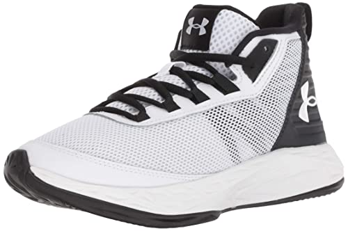 08c6f688e547 Image Unavailable. Image not available for. Color  Under Armour Boys  Grade School  Jet 2018 Basketball Shoe ...