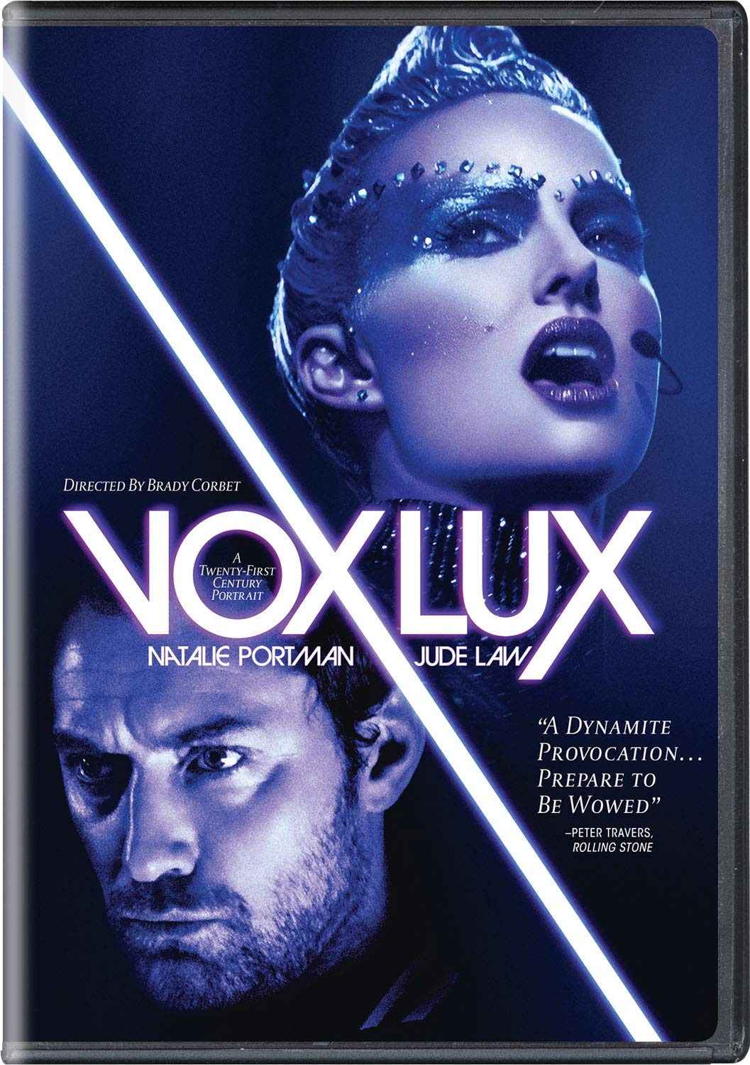 Book Cover: Vox Lux