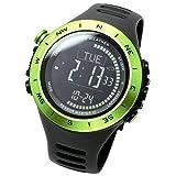 LAD-WEATHER Swiss Sensor Watch Altimeter Barometer