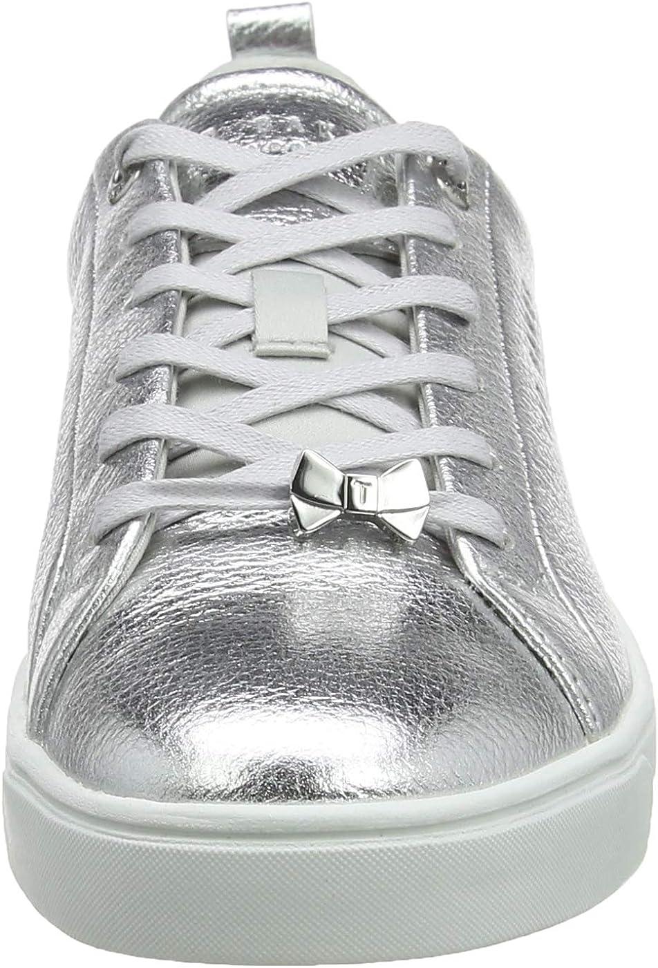 Ted Baker Roullym, Sneaker Donna Rosa Raspberry Ripple Sil Pnk