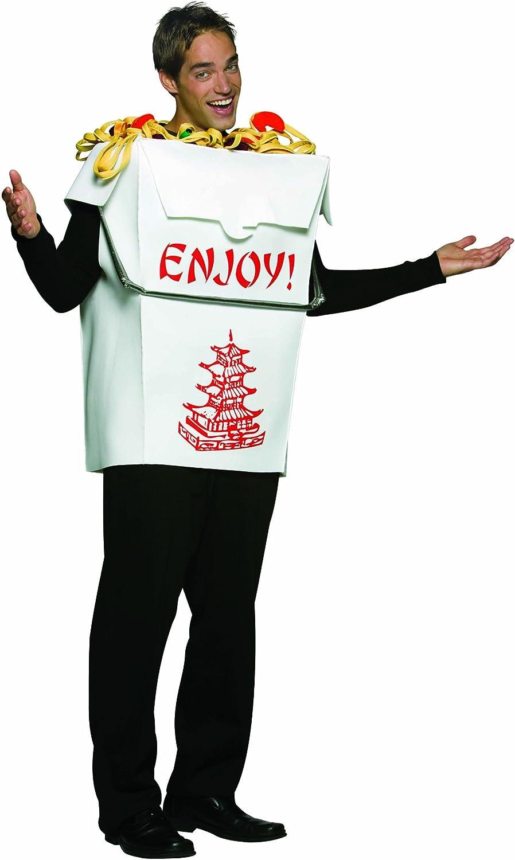 Disfraz de comida china para adulto: Amazon.es: Juguetes y juegos