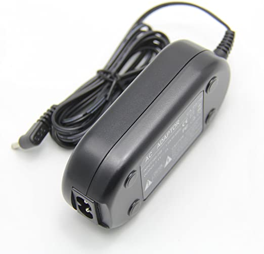 US Plug AC Power Adapter Supply Kit for Canon PowerShot G1X G15 SX40 SX50 Replacement for ACK-DC80