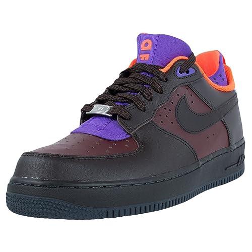 5e404cc6d3ab25 Nike Air Force 1 Comfort Mowabb Mens Basketball Sneakers 685159-200  Barkroot Brown Velvet Brown