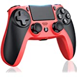 Kydlan PS4 Controller for Playstation 4/Pro/Slim, Wireless Remote Controller for PS4 Game, Modded Gamepad for PS4 Compatible
