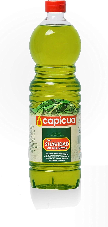 Capicua - Aceite De Orujo De Oliva, 1 L