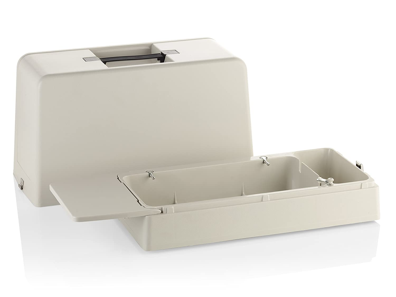 Reliable 200ZWECOCASE - Plastic Carrying Case for Barracuda 200ZW Sewing Machine Reliable Corporation