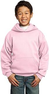 Port & Company–Youth Kapuzen-Pullover Fleece. pc90yh–Kleine–Royal