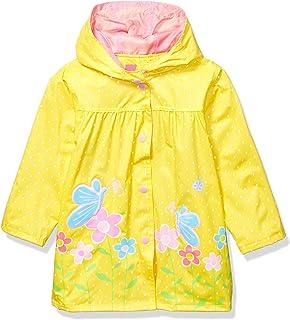 c20fd411014 Carter's - Chamarra Impermeable para niña: Amazon.com.mx: Ropa ...