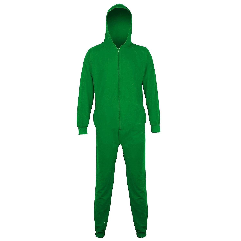 Universal Textiles Ladies/Womens Plain Fleece Onesie UTRW1605_26