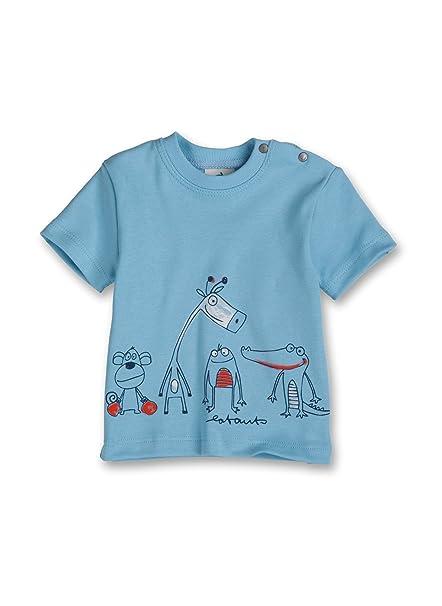 Sanetta Baby-Jungen Hemd