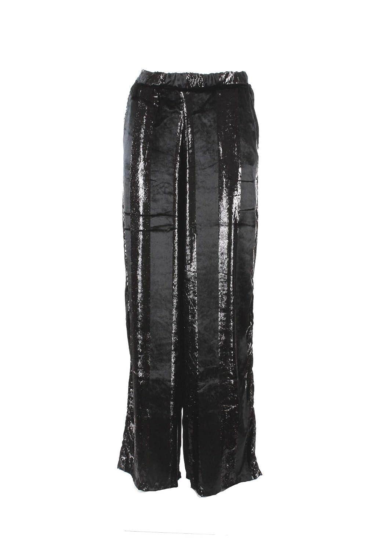 SHIKI Pantalone Donna L Nero 18isk34832 Autunno Inverno 2018/19