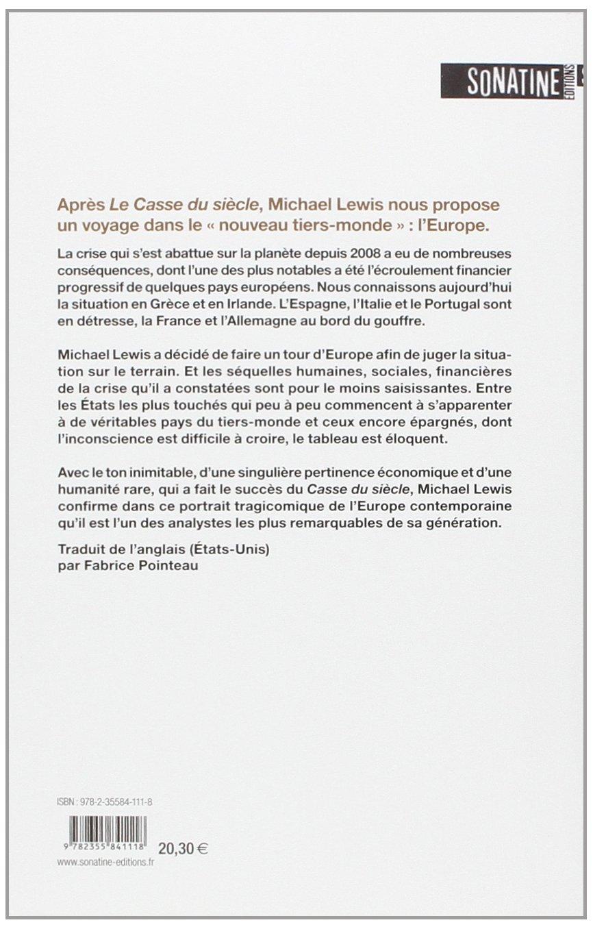 Amazon Fr Boomerang Michael Lewis Livres