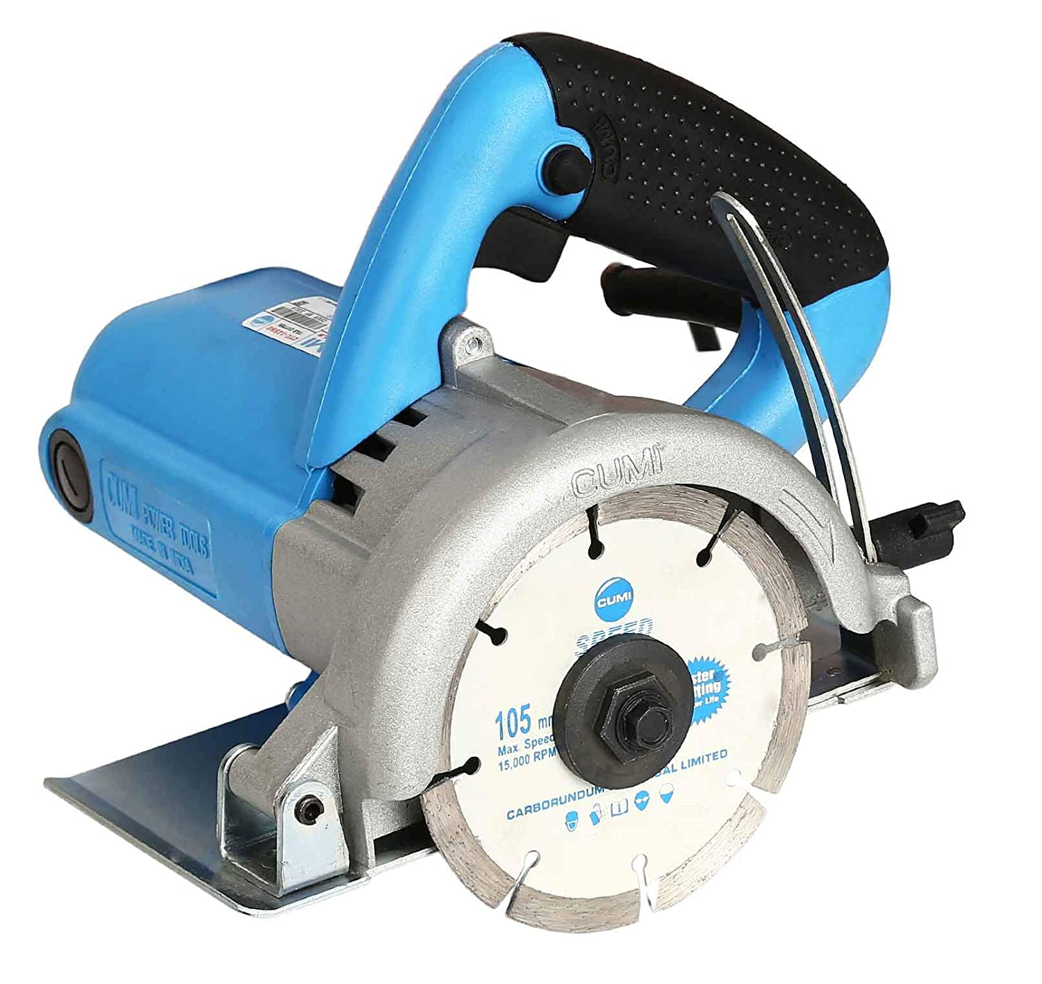 Cumi Nylon 5-inch Tile Cutter 1350 Watts -CTC 125 SG (Blue)