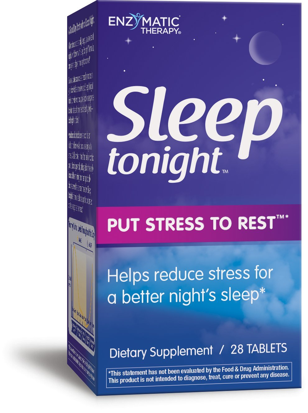 Enzymatic Therapy Sleep Tonight Tablets, 28 Count