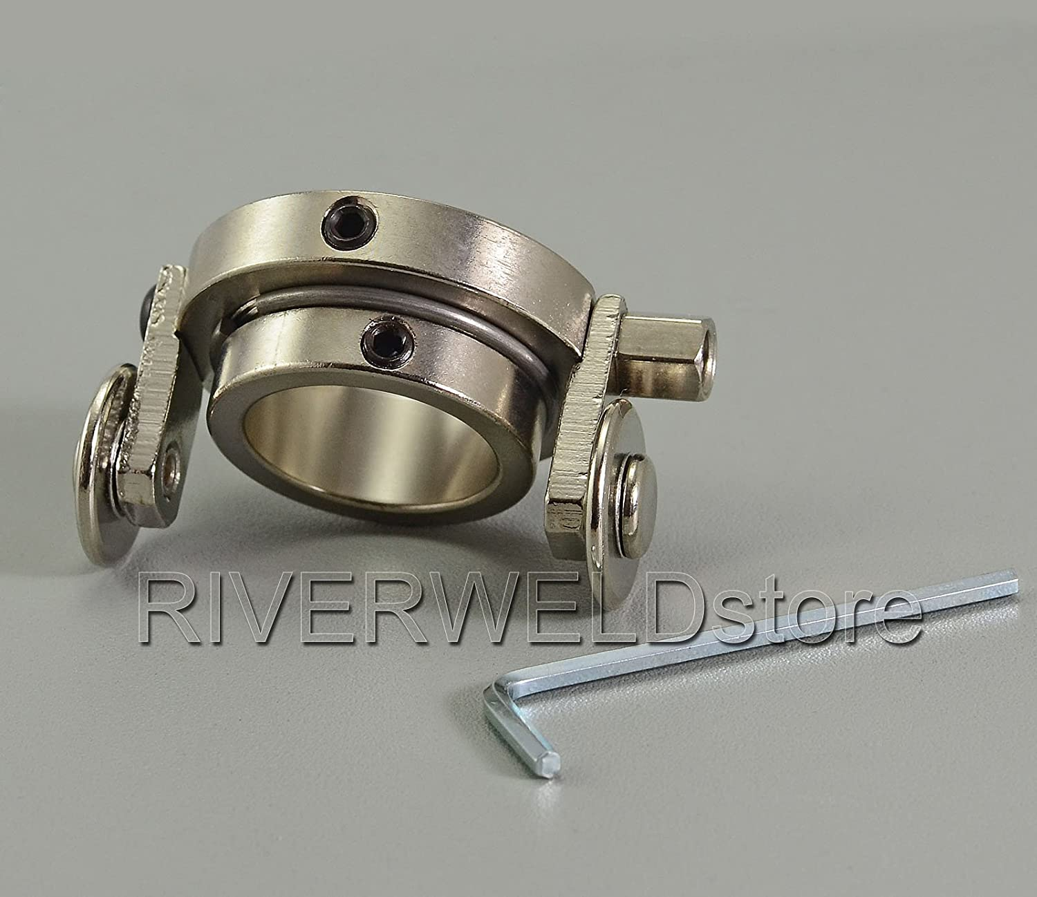CV0037 Circle Cutting Attachment Original Fit Trafimet CB50 A51 Plasma Torch RIVERWELDstore
