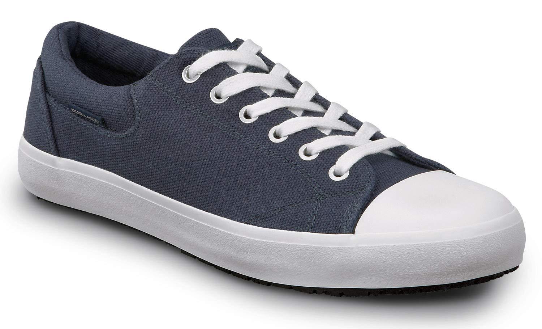 SR MAX Barcelona Men's Slip Resistant Skate Shoe (13.0 M, Navy) by SR MAX