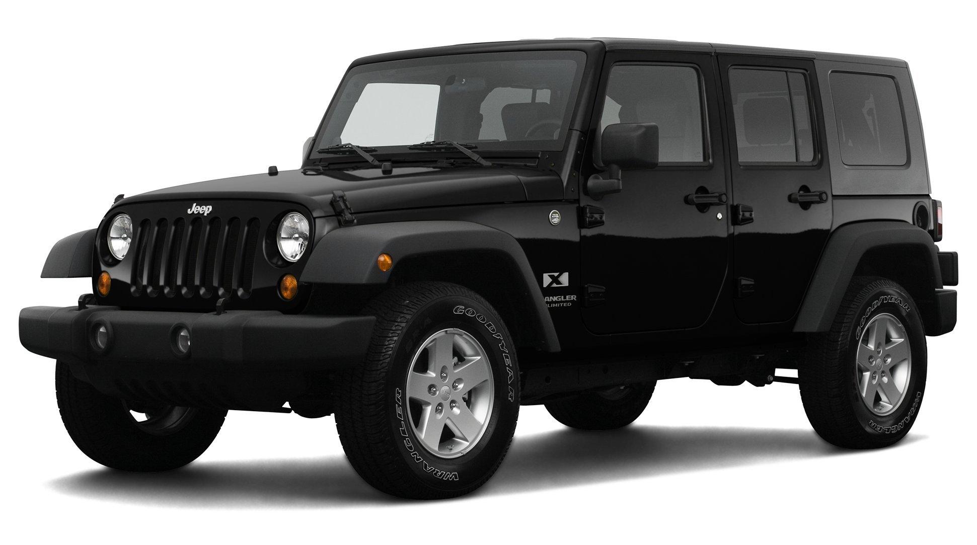 ... 2008 Jeep Wrangler Unlimited X, 4 Wheel Drive 4 Door ...
