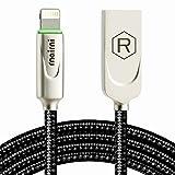 rnairni iPhone USB Charger Smart LED Auto